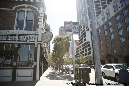 Filming locations for The Streets of San Francisco tv show